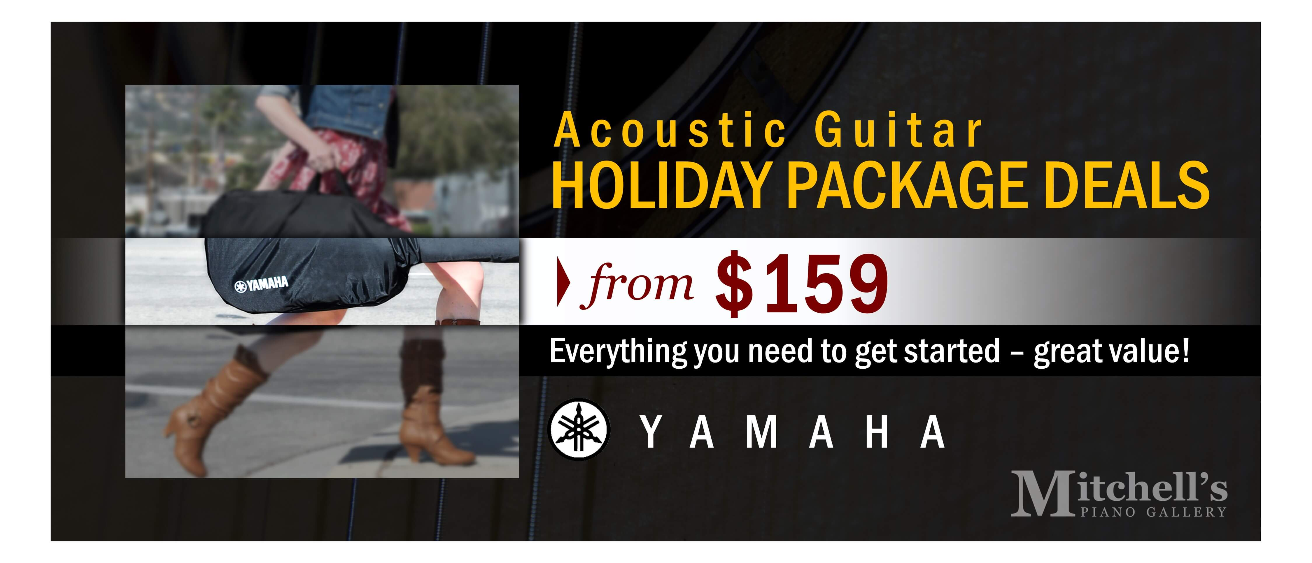 Guitar Package Deals