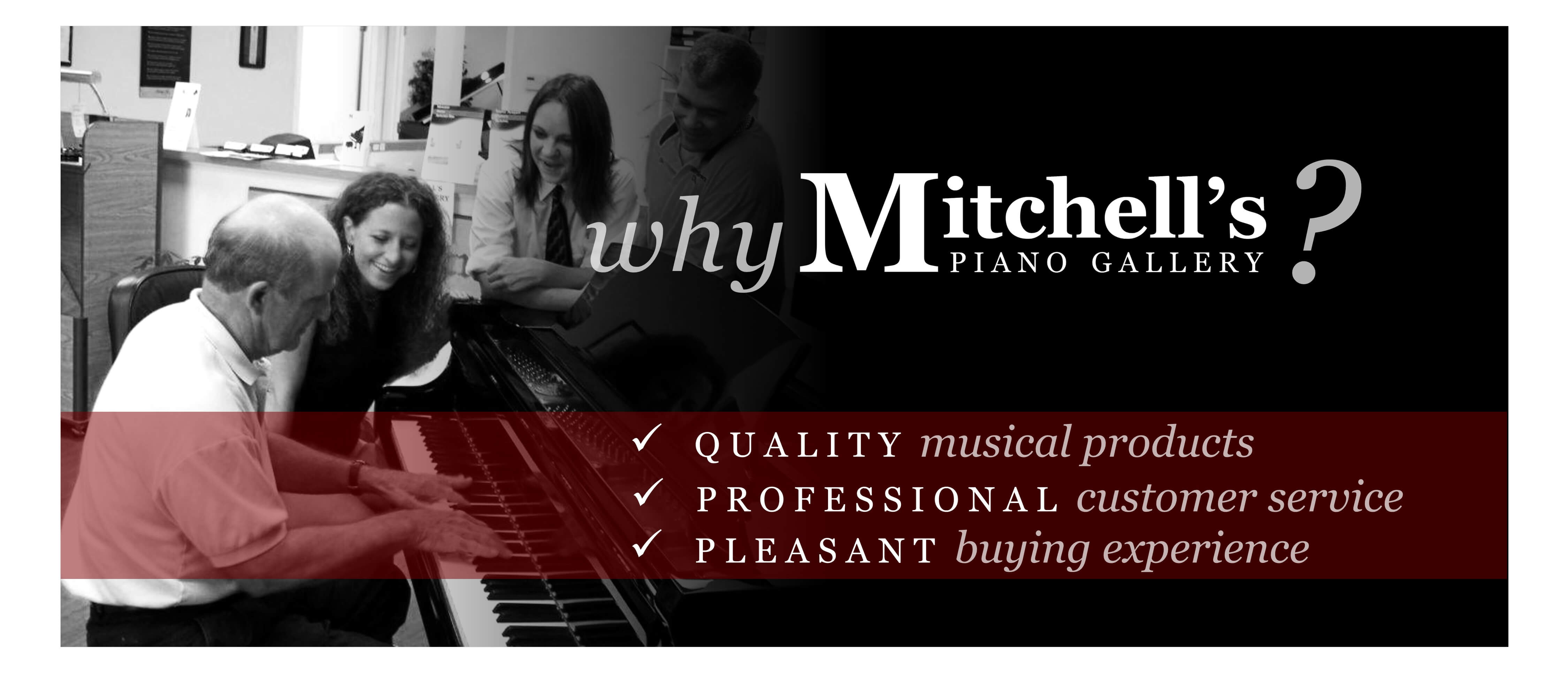 Why Mitchells