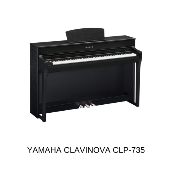 Clavinova CLP735 Digital Piano