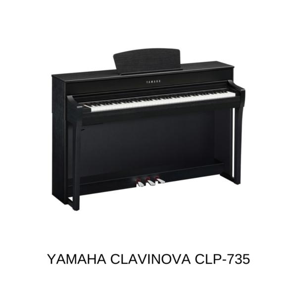 Clavinova CLP735 Digital Piano