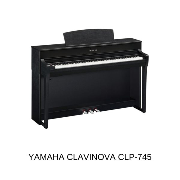 Clavinova CLP745 Digital Piano
