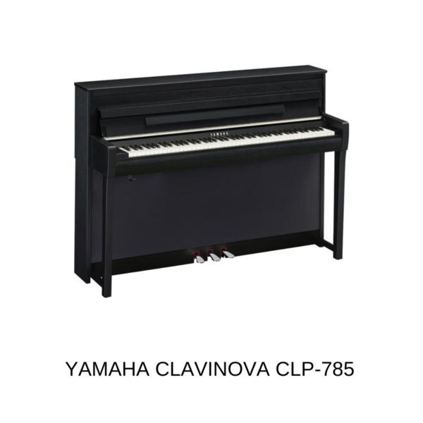 Clavinova CLP785 Digital Piano
